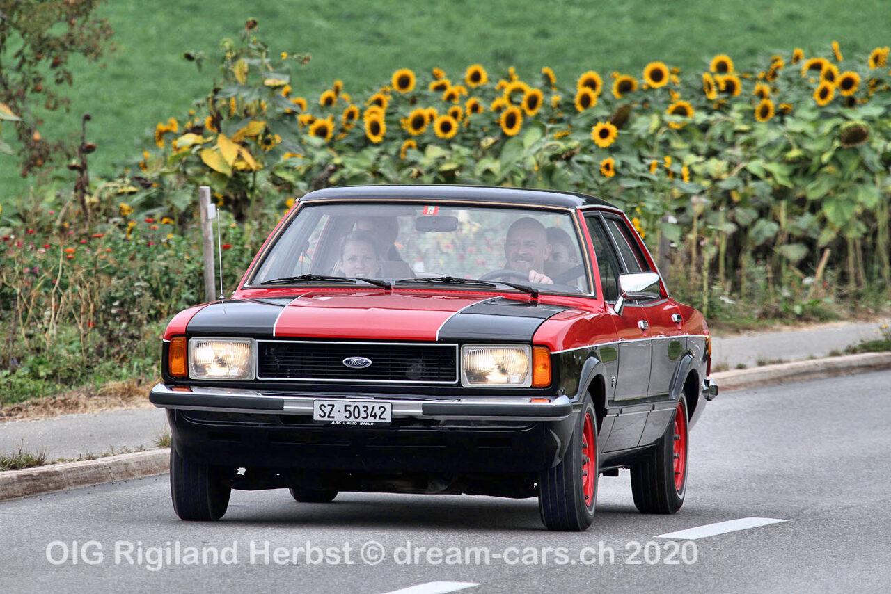 Herbstausfahrt Oldtimer IG Rigiland 2020
